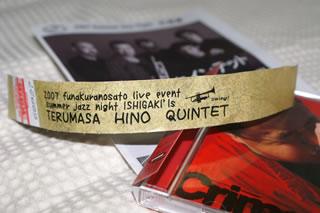チケット・CD・プログラム