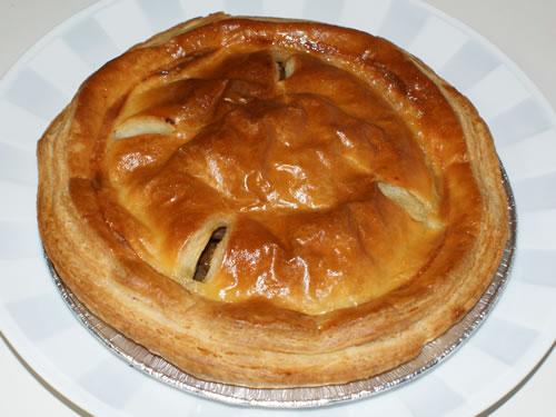 トミーのパンのアップルパイ